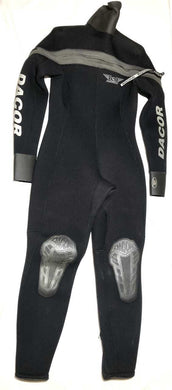 Dacor Ladies Semi-dry Suit Size 8