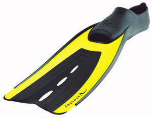 Aeris Velocity Full Foot Fins Size X-Large and XX-Large Black Friday Sale
