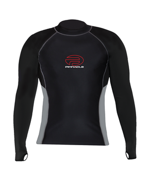 Pinnacle Ladies Long Sleeve Lycra Top