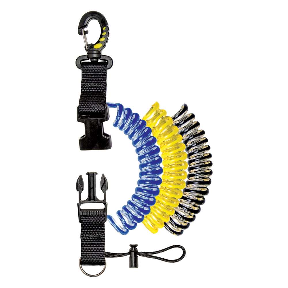 Innovative Scuba Crystal Snappy Coil
