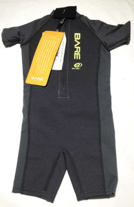 Bare Sprint Toddlers Wetsuit