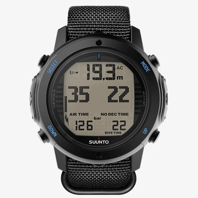 SUUNTO D6i Novo Black Zulu or Instructor Blue Zulu