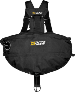 X-Deep Stealth 2.0 Classic Sidemount System