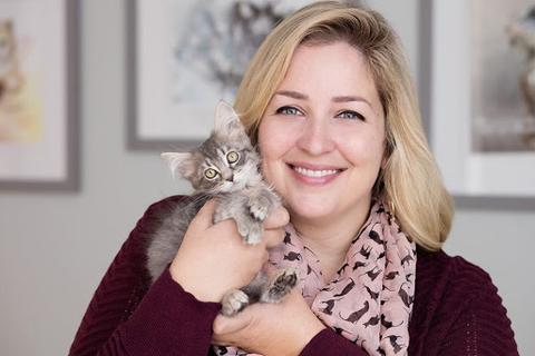 Meet Our Forever Home Hero 2019 Grant Recipient Nikki Martinez of C5 Plus 10 Other Cat Orgs You Need to Know