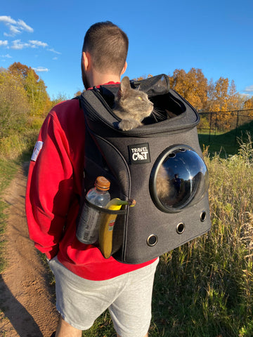 The Fat Cat Backpack