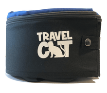 """The Gotta Go"" Travel Litter Box and Retractable Cat Leash Set"