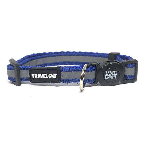 """The Travel Cat"" Breakaway Cat Collar"