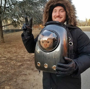 """The Original"" Cat Backpack"