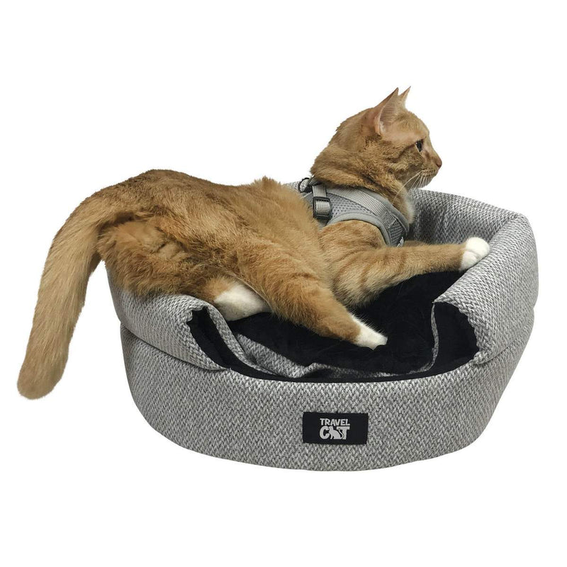 """The Cozy AF"" Cat Bed Bundle"