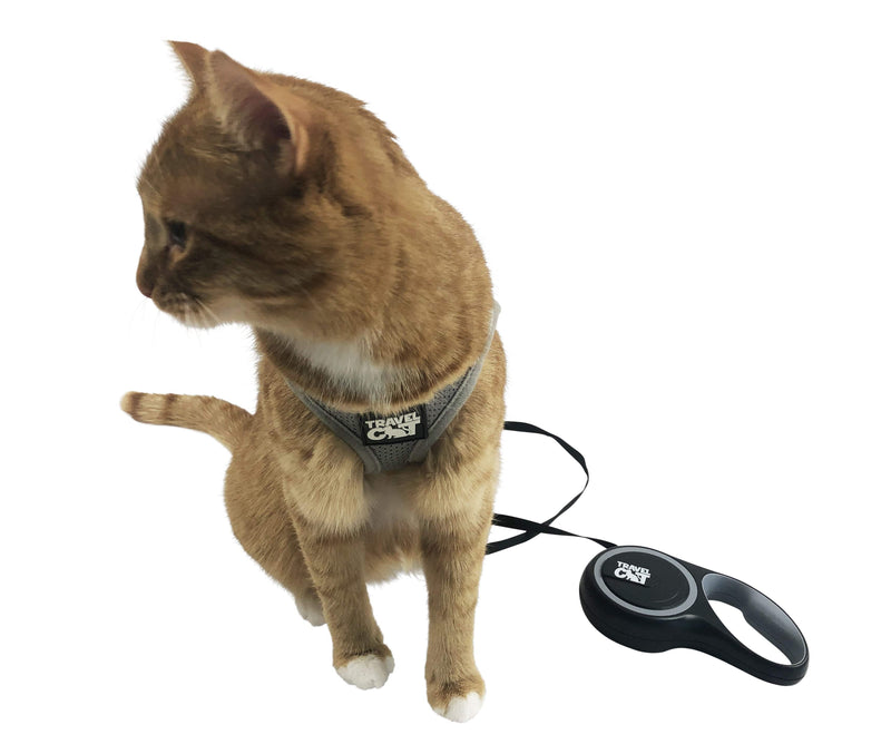 """The Captain"" Retractable Leash for Cats"