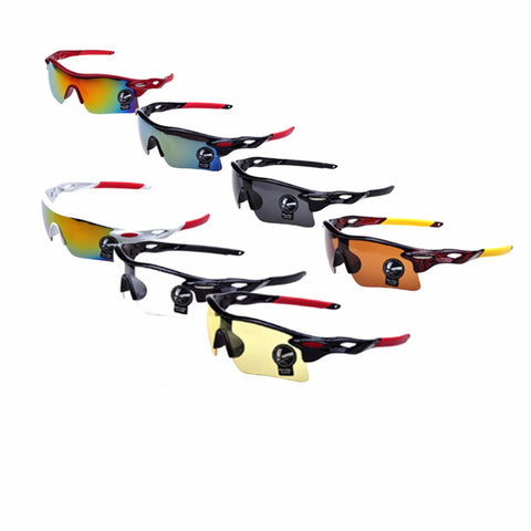 Running/Cycling Sunglasses - Multi-Color