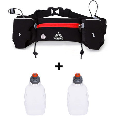 Running Hydration/Gear Belt - with Bottles!