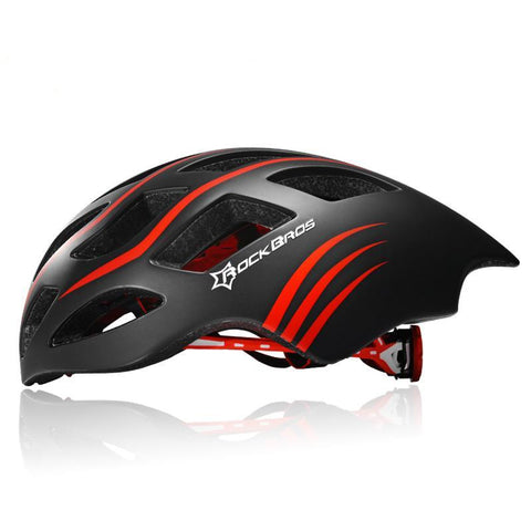 Rockbros Triathlon Road Bike Helmet - Ultralight Streamline Style Bicycle Helmet