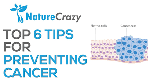 Nature Crazy's Top 6 Tips For Cancer Prevention