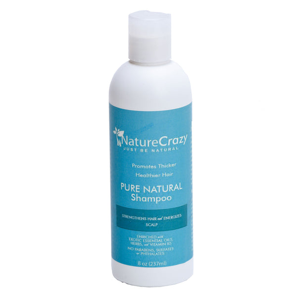 All Natural Daily Shampoo - Nature Crazy LLC.