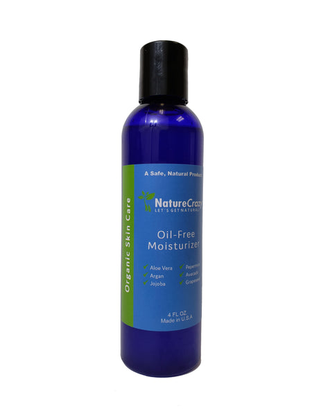 All Natural Sanitizer and Skin Conditioner - Nature Crazy LLC.