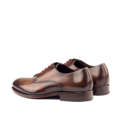 Derby - Brown Crust Patina - Dapper Lane