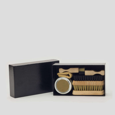 Leather Shoe Care Kit - Dapper Lane