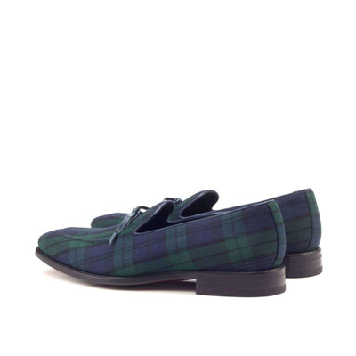 Loafer In Blackwatch Sartorial