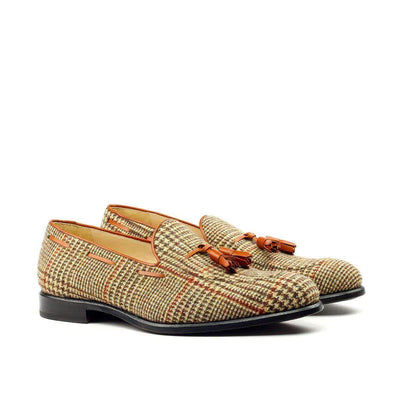 Loafer In Tweed Sartorial
