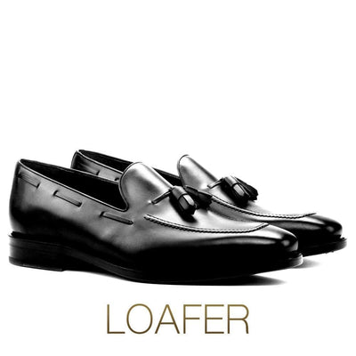 Loafer Ostrich - Dapper Lane