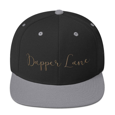 Snapback Hat - Dapper Lane