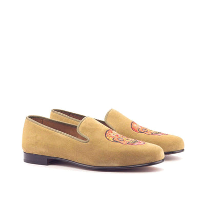 Wellington | Camel Suede