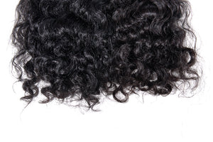 Grandiose Hair Indian Curly Ends Closeup