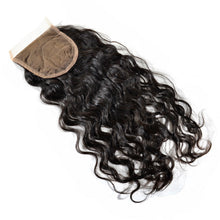 Grandiose Hair Wavy Closure Back