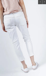 Lounge Jeans White