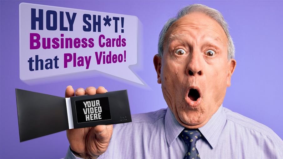 Can a Digital Video Business Card Help Your Sales?