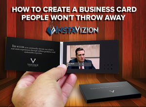 How To Create Business Cards People Won't Throw Away