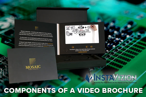What Are The Components of Video Brochure?