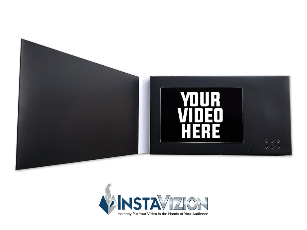 InstaVizion Blank Video Business Card | 3
