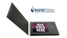 "InstaVizion Blank Video Business Card | 3"" LCD Video Screen 