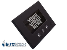 "InstaVizion | Blank Video Postcard with 4"" Video Screen 