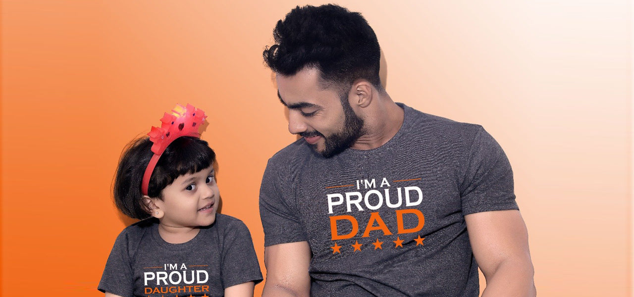 Bond of love with dad and daughter