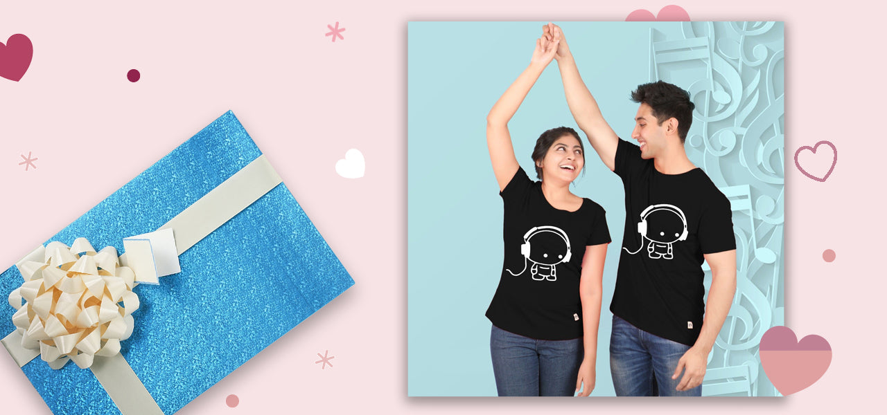 Finding a Gift for Anniversary? Check Out Top Couples  T-Shirt Ideas