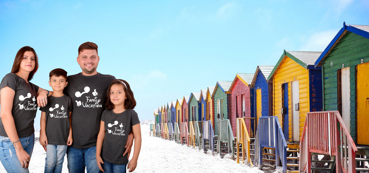 Creative Vacation T-Shirts Ideas & Gifts You Can Buy from Machinggo