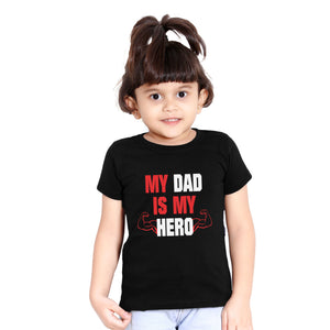 My Dad is My Hero T-Shirts