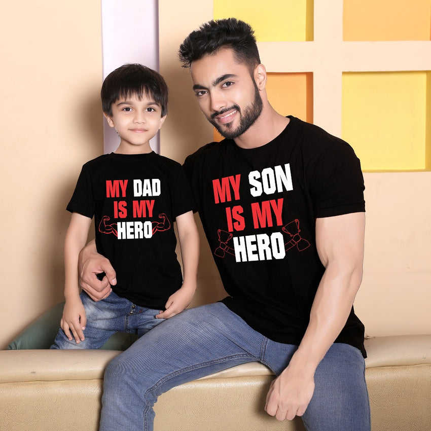 My Son is My Hero T-Shirts