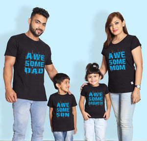 Awesome FAMILY Matching tees