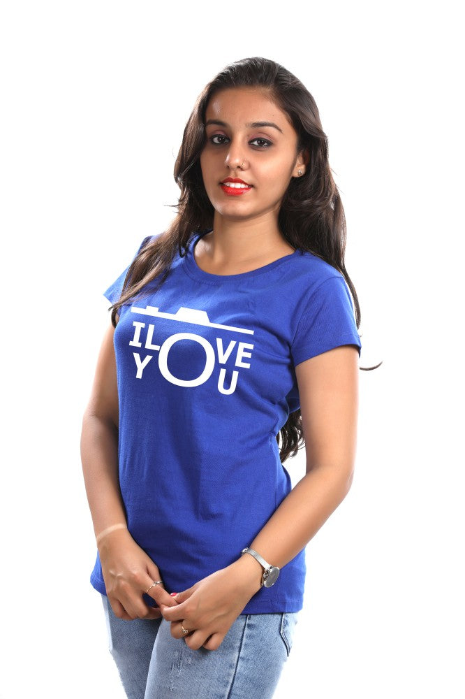I love You Woman T-Shirts