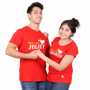 Couple T-Shirts Online