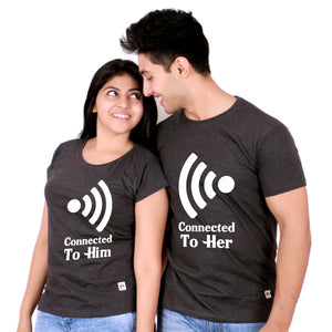 CONNECTED TO COUPLE