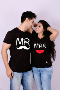 Mr & Mrs Couple T-Shirts