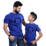 Matching Dad Son T-Shirts