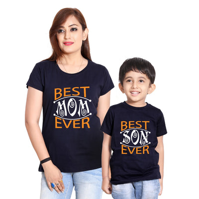 Mom Son T-Shirts