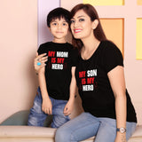 Matching Mom Son T-Shirts