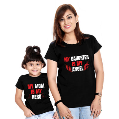 Hero angel mom